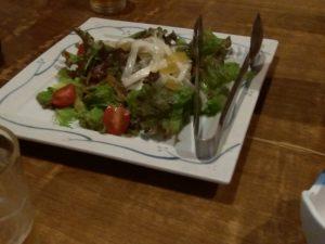 兼平鮮魚店 サラダ
