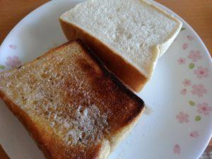 あかり マシュマロ食パン