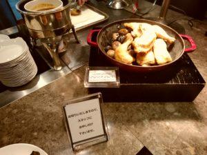 ホテルオークラ福岡 ローストチキン