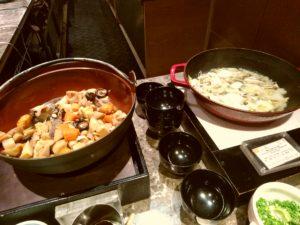 ホテルオークラ福岡 鍋 煮物