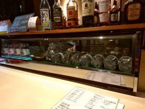 もつ鍋と日本酒 味処 一寸 店内