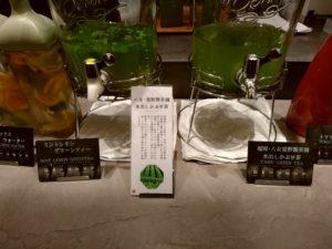 うお田ランチバイキング 八女 かぶせ茶