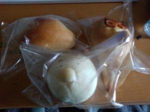 パン屋のぺったん パン