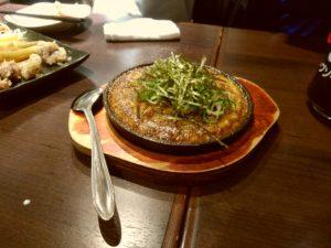 もんちゃん 山芋鉄板
