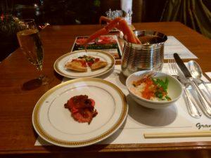 西鉄グランドホテル『北海道&かにフェア』 ローストビーフ