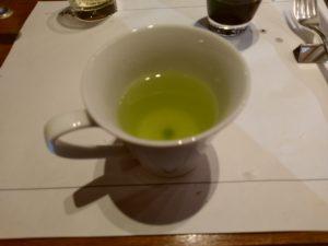 西鉄グランドホテル『北海道&かにフェア』 八女茶