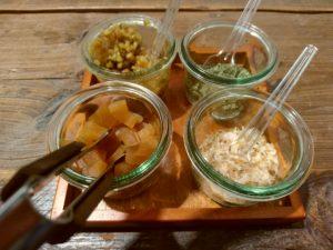 ローカルデベロップメントラボ ご飯に合う4種