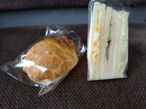 山口市 モリのパン サンドイッチ