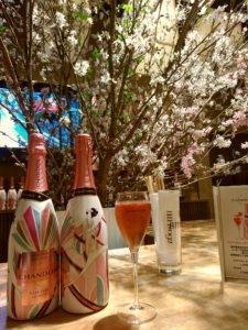 春の花宴 ハカタ092 ロゼ