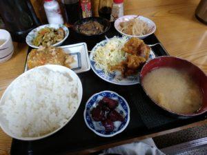 ふるさと 奈良屋 日替わり定食