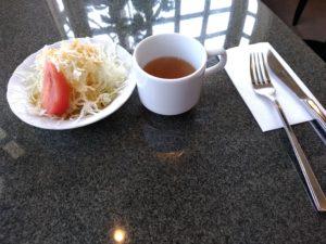 二日市 ベル サラダ スープ