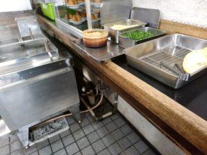高松 松下製麺所 店内