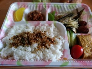 博多奥堂 今日のお弁当