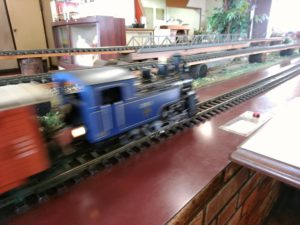 鹿島 エミール 汽車