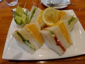 珈琲茶論 サンドウィッチ