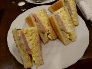 ITOH ya coffee shop イトーヤコーヒーショップ サンドウィッチ