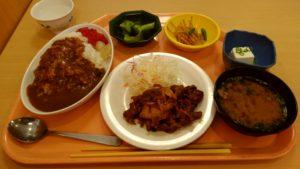 福岡食肉市場 みーと・で・みーと 日替わり定食