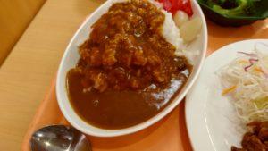 福岡食肉市場 みーと・で・みーと カレー
