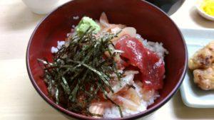 柳橋食堂 海鮮丼