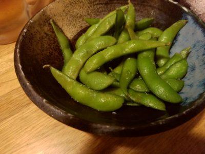 神屋町 かみや 枝豆
