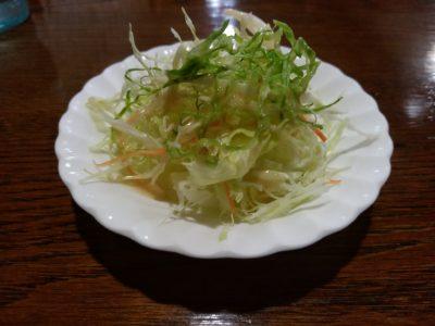 呉服町 柊 サラダ
