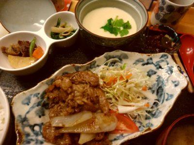小料理はかた伊達 博多駅地下街 焼き肉