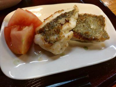 門司 花千里 焼き魚