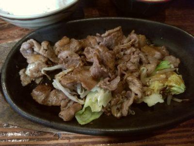天神 舞鶴 一喜 焼き肉