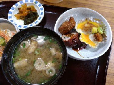 箱崎 高須磨町 食堂 合縁 小鉢