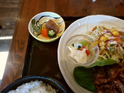 カフェ レストラン YACHIYO 小鉢