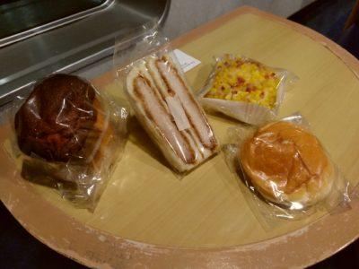 cookhouse ホワイティうめだ店 パン