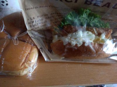 Bread 赤坂 フィッシュ