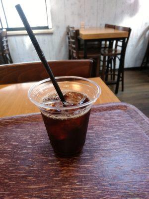 心斎橋焙煎所 アイスコーヒー