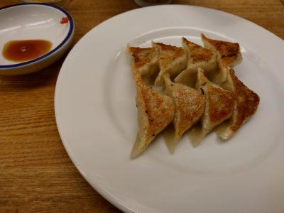 中洲 宝雲亭 餃子