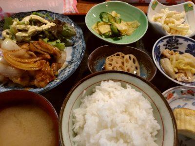和 奈良屋 ご飯