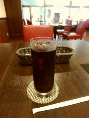 長崎 カフェオリンピック アイスコーヒー