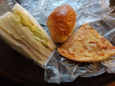 ウチキパン サンドウィッチ バターロール アメリパンパイ