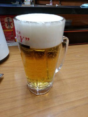 酒一番 中洲 ビール