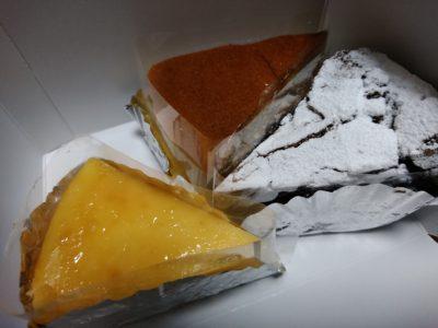 博多 奈良屋 アルプス ベイクドチーズ チーズスフレ