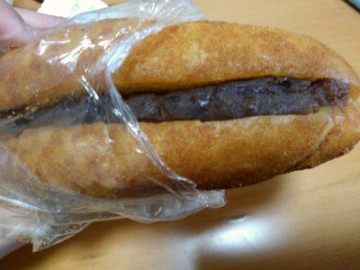 藍昊堂菓子舗 あんこ 揚げパン