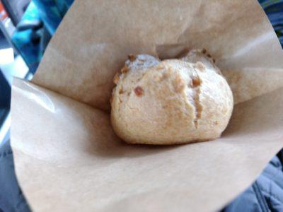 藍昊堂菓子舗 米粉シュークリーム