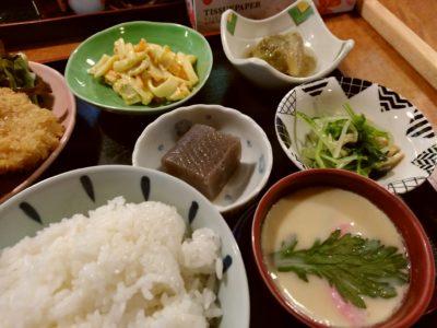 和 奈良屋 定食