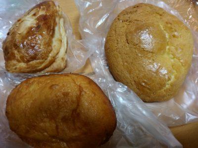 門司港 イカワのパン パン