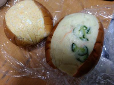 中華煎餅 Ryo・SIN(リョウテンシン) 卵ロールパン ポテトサラダパン