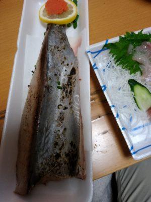 浜田水産 カツオのたたき 旦過市場
