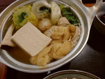 和 奈良屋 ちゃんこ鍋