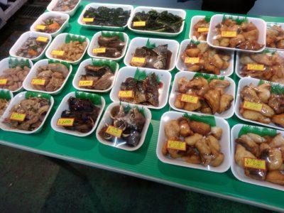 柳橋連合市場 古賀鮮魚 魚惣菜