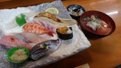 佐伯 錦寿司 スペシャル