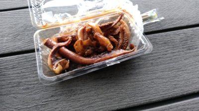 四代目大小 センザキッチン イカの唐揚げ