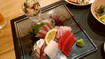 刺し身 寿司・活魚料理 千石 センザキッチン 仙崎